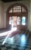 Entrance QUB