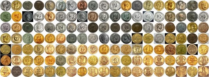 Augustus to Constantine VII
