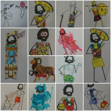 Odysseus Collage