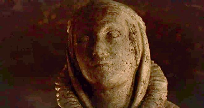 Lyanna+Stark+Statue