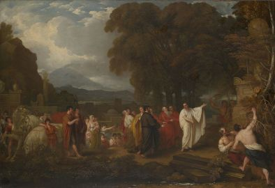 Cicero_Discovering_the_Tomb_of_Archimedes_by_Benjamin_West.jpeg