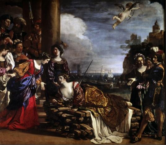 Guercino_Morte_di_Didone
